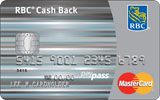 Learn more about Cash Back MasterCard issued by RBC Royal Bank
