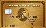 American Express Gold Rewards Card issued by American Express Canada