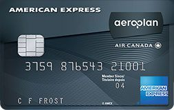 Learn more about American Express AeroplanPlus Reserve Card issued by American Express Canada