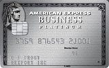 Learn more about American Express Business Platinum Card issued by American Express Canada
