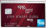 Learn more about American Express Starwood Preferred Guest Business Card issued by American Express Canada