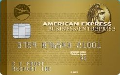 Learn more about American Express AIR MILES Gold Business Card issued by American Express Canada