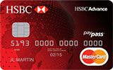 Learn more about HSBC Advance Cash Back MasterCard issued by HSBC Canada