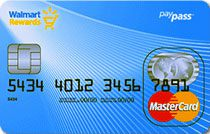 Walmart Rewards MasterCard issued by Walmart Financial Canada