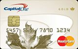 Learn more about Low Rate Guaranteed MasterCard issued by Capital One Canada