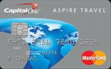 Aspire Travel Platinum MasterCard issued by Capital One Canada