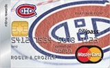 Learn more about Montreal Canadians Rewards Platinum Plus MasterCard issued by MBNA