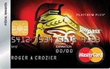 Ottawa Senators Rewards Platinum Plus MasterCard issued by MBNA