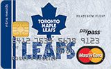 Learn more about Toronto Maple Leafs Rewards Platinum Plus MasterCard issued by MBNA