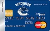 Learn more about Vancouver Canucs Rewards Platinum Plus MasterCard issued by MBNA