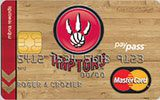Toronto Raptors Rewards Platinum Plus MasterCard issued by MBNA