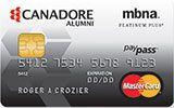 Learn more about Canadore College Rewards Platinum Plus MasterCard issued by MBNA