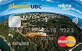 Learn more about University of British Columbia Rewards Platinum Plus MasterCard issued by MBNA