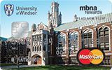 Learn more about University of Windsor Rewards Platinum Plus MasterCard issued by MBNA