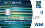 Learn more about Visa Cash Back issued by RBC Royal Bank
