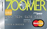 Learn more about Zoomer Rewards Platinum Plus MasterCard issued by MBNA
