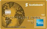 Learn more about Scotiabank Gold American Express Card issued by Scotiabank