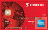 Learn more about Scotiabank American Express Card issued by Scotiabank