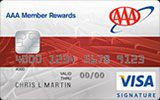 Learn more about AAA Member Rewards Visa Signature Credit Card issued by Bank of America