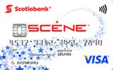 Learn more about SCENE VISA Card issued by Scotiabank