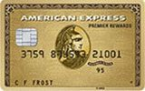 Learn more about American Express Premier Rewards Gold Card issued by American Express