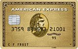 Gold Card from American Express issued by American Express