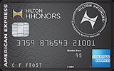 Hilton HHonors Surpass Card from American Express issued by American Express