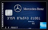 Mercedes-Benz Credit Card from American Express issued by American Express