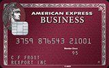The Plum Card issued by American Express