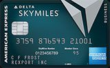 Delta Reserve for Business Credit Card issued by American Express