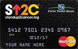 Learn more about Stand Up To Cancer Credit Card  issued by Fifth Third Bank