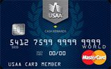 Learn more about USAA Cash Rewards World MasterCard issued by The United Services Automobile Association (USAA)