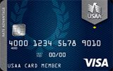 Learn more about USAA Rate Advantage Platinum Visa issued by The United Services Automobile Association (USAA)