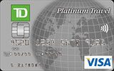 Learn more about TD Platinum Travel Visa Card issued by TD Canada Trust