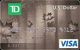 Learn more about TD U.S. Dollar Visa Card issued by TD Canada Trust