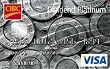 Learn more about CIBC Dividend Platinum Visa Card issued by CIBC