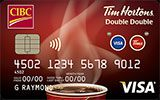 Learn more about CIBC Tim Hortons Double Double Visa Card issued by CIBC