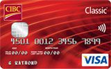 Learn more about CIBC Classic Visa Card issued by CIBC