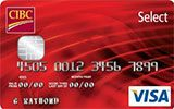 Learn more about CIBC Select Visa Card issued by CIBC