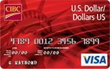 Learn more about CIBC U.S. Dollar Visa Card issued by CIBC