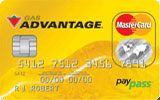 Canadian Tire Gas Advantage MasterCard issued by Canadian Tire Bank