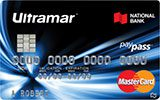 Ultramar MasterCard issued by National Bank of Canada