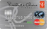 Learn more about President's Choice MasterCard issued by President's Choice Financial